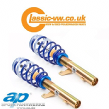 Mk1 Golf Coilover Kit AP Suspension, Scirocco, Jetta